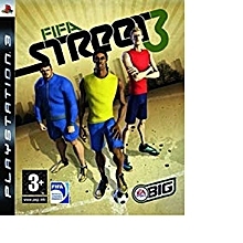 PS3 Game FIFA Street 3