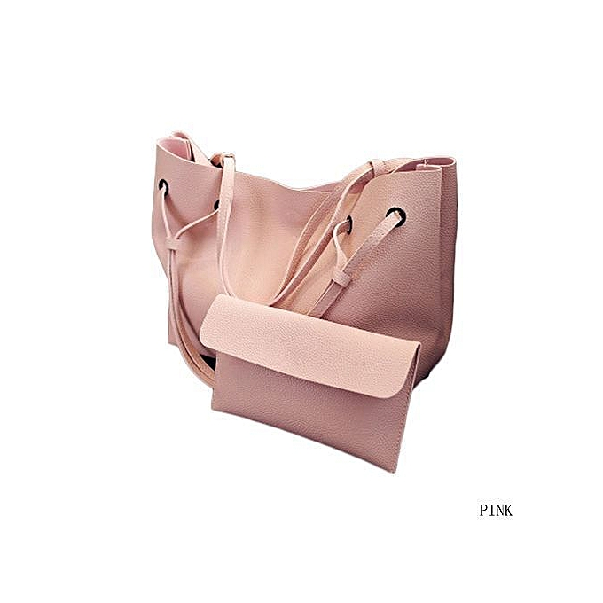 60087d424df Women PU Leather Shoulder Messenger Bag Tote Purse Handbag Crossbody Satchel