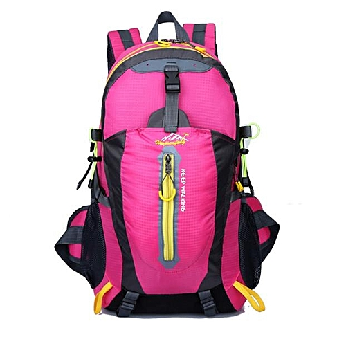 21a6f3db16 Generic 40L Outdoor Hiking Camping Waterproof Nylon Travel Luggage Rucksack  Backpack Bag   Best Price
