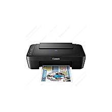 PIXMA Inkjet  Printer E414 - Black