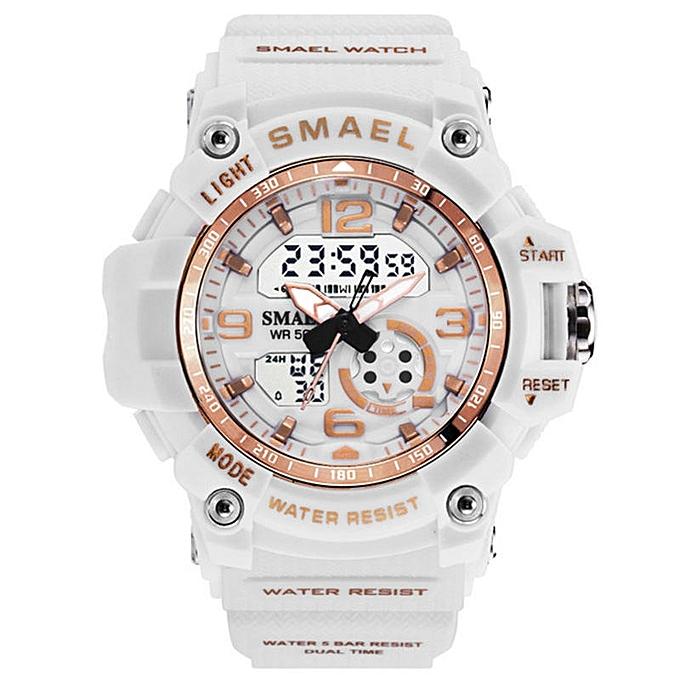 e3d2869b225ad Top Luxury Brand Watches men Sport Casual Analog Quartz Clock Kids Watch  Women Waterproof Digital Watch