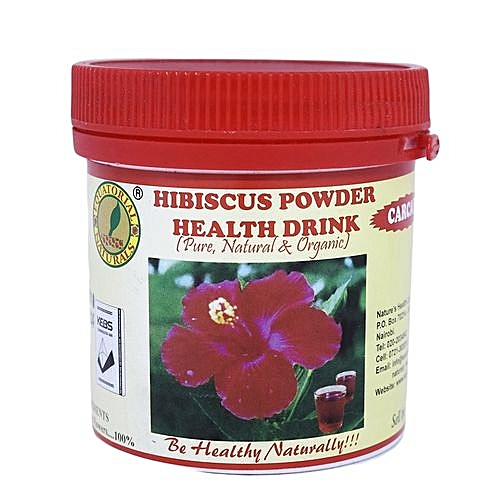 Equitorial Natural Natural Health Hibiscus Powder 100g At Best