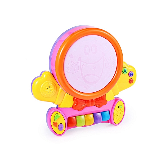 Smile Educational Toys : Buy generic kids preschool colorful musical smile face