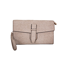 Khaki Shoulder Bag/ Baguette