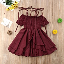 c7dc7c7909bb Baby Girls Dresses - Buy Dresses for Girls Online