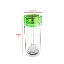 """Glass Pipe Water Pipe Holder Pipe Size: 7.5*18.5cm/ 3"""" x 7.3""""/ Dia x H"""