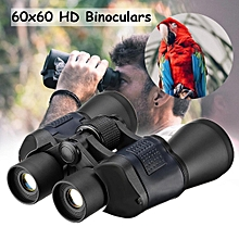 Day/Night Vision 60x60 HD Binoculars 16 times Telescope Folding Camping Hunting