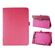 Protective Leather Case Holder For Samsung Galaxy Tab A 8 Inch T350 HK