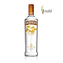 Orange Vodka - 1  Litre