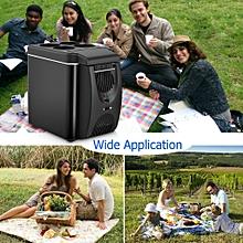 BLD-06B - 6L Mini Car Refrigerator - Black