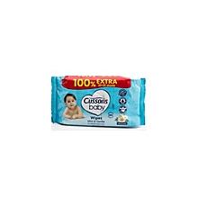 Baby Wipes Mild & Gentle 50 Pieces