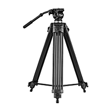 WF-717-1.8m-Professional Heavy Duty Video Camcorder Tripod