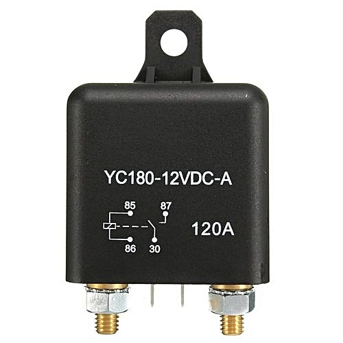 Anniversary Sales - Buy UNIVERSAL Car Auto Split Charge 12V 120A ON ...