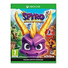 XBOX 1 Game Spyro Reingnited Remastered Triology