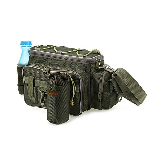Buy Generic Multifunctional Lure Fishing Tackle Waist Bag ...