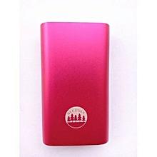 Power Bank-Pink,5200mAh, plus  One Free USB LED Lamp