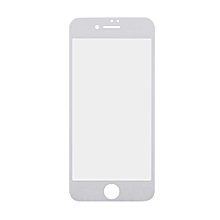 0.25mm 3D Curved Tempered Glass Film Shield For IPhone7 Plus (White)