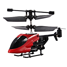 Mini QS QS5013 2.5CH Micro Remote Control RC Helicopter Plane (red)