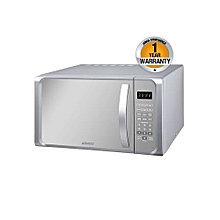 AM-DG2343(AS) - Microwave Oven + Grill - 23L - 800W - 1000W Grill Power - Silver