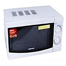GMO1882 Manual Microwave - White .