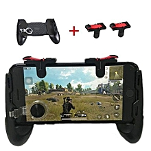 Mobile Game Controller Sensitive Shoot Aim Keys L1R1 Gaming Triggers PUBG/Fortnite/Knives Out/Rules Survival,Supports 4.7-6.4 Inches Phones