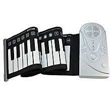 Flexible Soft 49-Key Digital Roll-up Electronic Keyboard Piano Gift