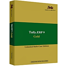 Multi User Tally ERP Software - Gold