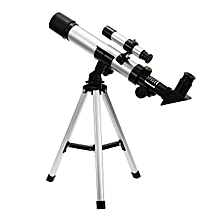90x Aluminum Astronomy Telescope Pediatric Teaching Tool With Finding Star Mirror