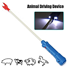 Rechargeable Livestock Farm Cattle Pig Prod Electric Shock Stock Prodder 220V