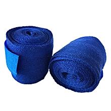 Width 5cm Length 2.5M Cotton Sport Strap Sanda Muay Hand Wraps Boxing Bandage