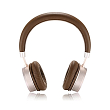 LEBAIQI REMAX RB-520HB Wireless Bluetooth Over Ear Adjustable Stereo Headphone