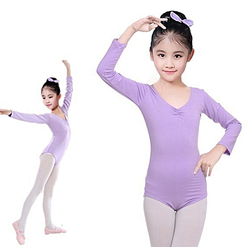 521e41c4c Eissely Toddler Children Dance Leotards Tops Bodysuit Dancewear Clothes  Girls Outfits
