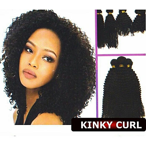 Kinky Jerry Curl 100% Unprocessed Human Hair