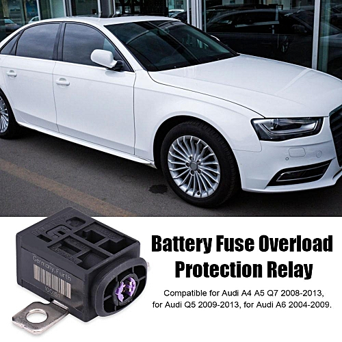 Generic Battery Fuse Relay Overload Protection Control For Audi A4 A5 A6 Q7 4f0915519