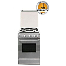 EB/300 - 4 Gas Rotisserie & Auto Ignition Cooker - White