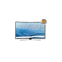 "49MU7350 - 49"" - UHD 4K Curved Smart LED TV - HDR - Black"