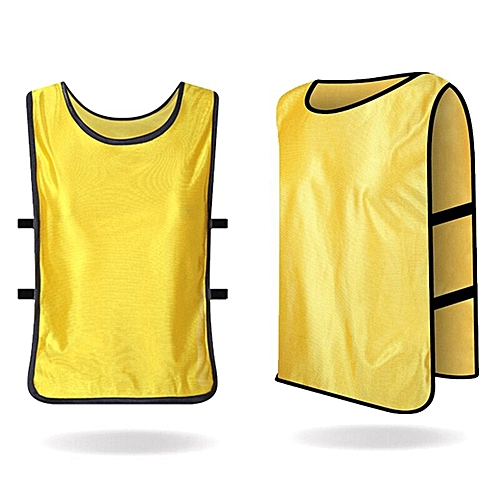 reputable site 555aa 720e4 New Team Training Scrimmage Vests Soccer Basketball Youth Adult Jerseys New  4 sizes(YW-2)