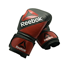 Boxing Combat Leather Training Gloves 10oz: Rscb-10040r