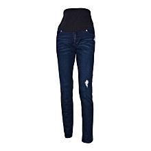 Skinny Leg Denim Jeans for Maternity