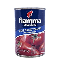 Whole Peeled Tomatoes In Tomato Juice - 400g