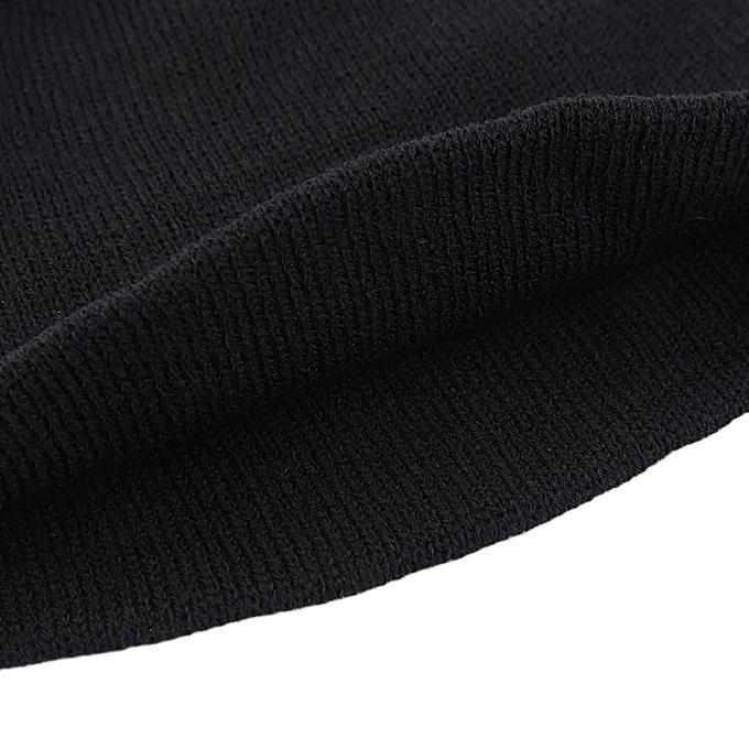 5cac21e0b Fashion Soft Knitted Beanie Hat Winter Warm Unisex Men Women Ski Cap NEW