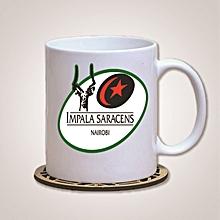Impala Rugby Ceramic Mug