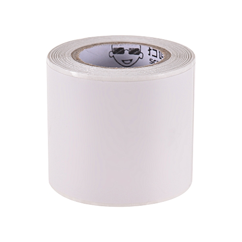 40*60mm 1 Roll Thermal Paper Roll Self-adhesive Printing Label Paper  Thermal Sticker Compatible for BT Thermal Label Printer