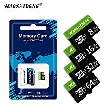 41d5d04bc3e Discount sale 100% Real Capacity microsd Memory Card High Speed 8GB 16GB  32GB C10 micro
