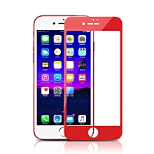 Full Cover Premium Clear Tempered Glass Protective Film For Iphone 7