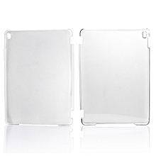 Crystal Clear Hard PC Plastic Back Case Cover Slim Shell For Apple iPad Air 2 clear