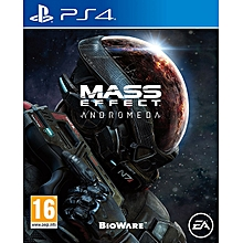 PS4 Game Mass Effect Andromeda