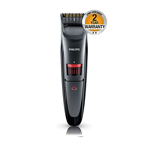 Philips QT4015 Beard And Stubble Trimmer Beard Trimmer Series 3000 - Black  And Red b4f7e6c8580
