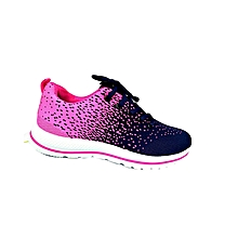 Pink Fashion Sneaker Sport shoes