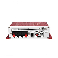 HY-602 - Power Digital Amplifier HiFi Stereo FM IR Control